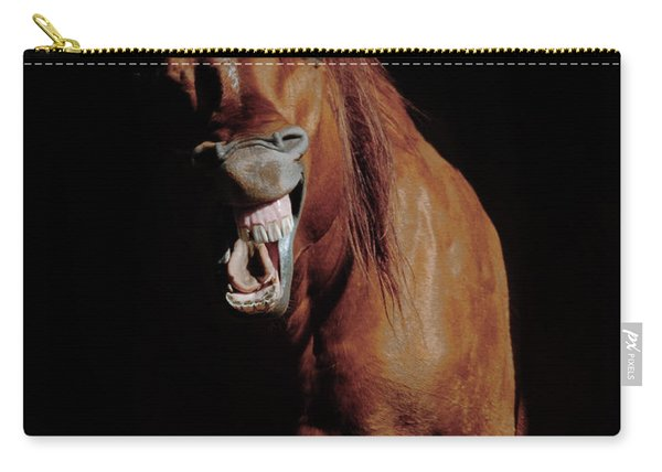 Horse Whisperer Carry-all Pouch