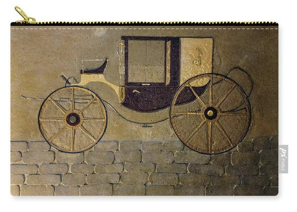 Horseless Carriage Carry-all Pouch