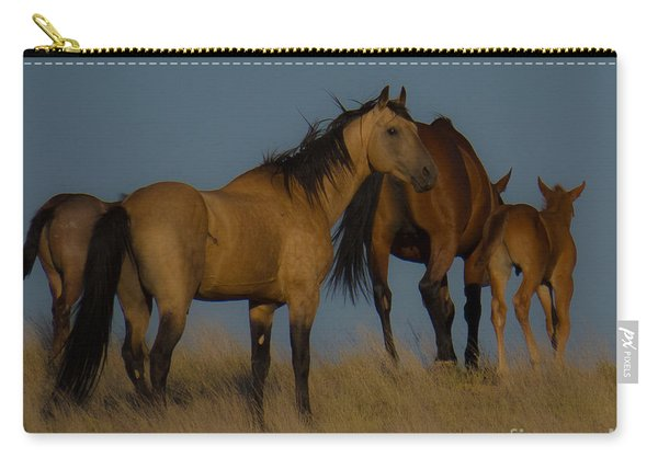 Horses 1 Carry-all Pouch