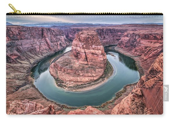 Horseshoe Bend Arizona Carry-all Pouch