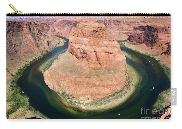 Horseshoe Bend Colorado River Carry-all Pouch