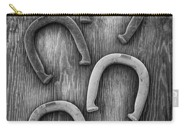Horseshoes Set Carry-all Pouch