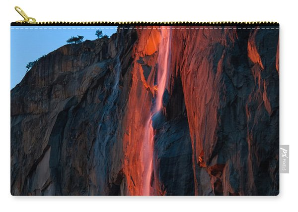 Horsetail Falls 2016 Carry-all Pouch