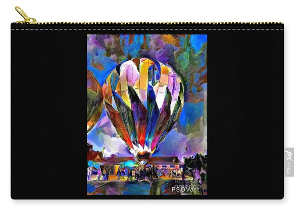 Hot Air Balloons 1 Carry-all Pouch