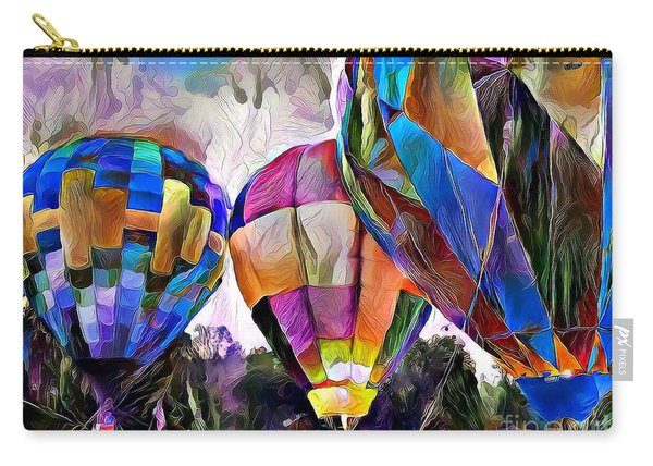 Hot Air Balloons 2 Carry-all Pouch