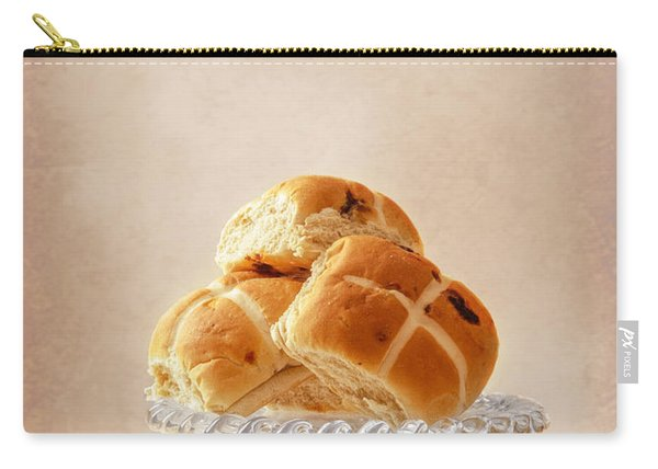 Hot Cross Buns With Butter Carry-all Pouch