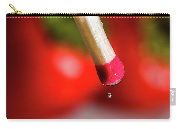 Hot Pepper Drops Carry-all Pouch