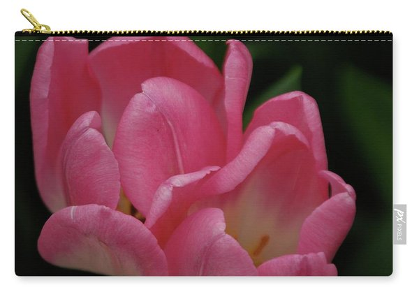 Hot Pink Tulip Carry-all Pouch