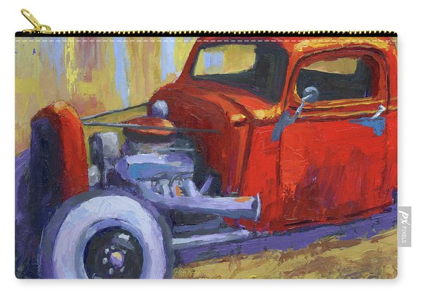 Hot Rod Chevy Truck Carry-all Pouch