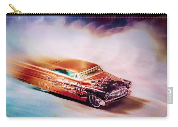 Hot Rod Racer Carry-all Pouch