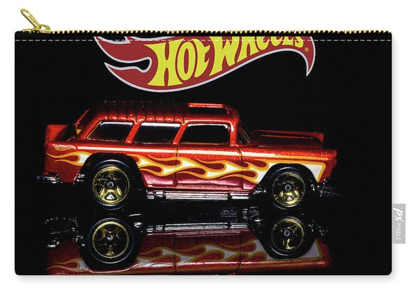 Hot Wheels '55 Chevy Nomad Carry-all Pouch