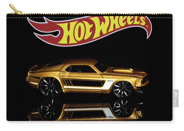 Hot Wheels '69 Ford Mustang Carry-all Pouch