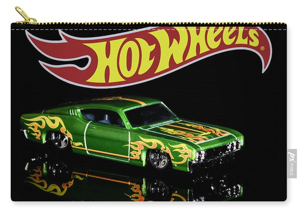 Hot Wheels '69 Ford Torino Talladega Carry-all Pouch