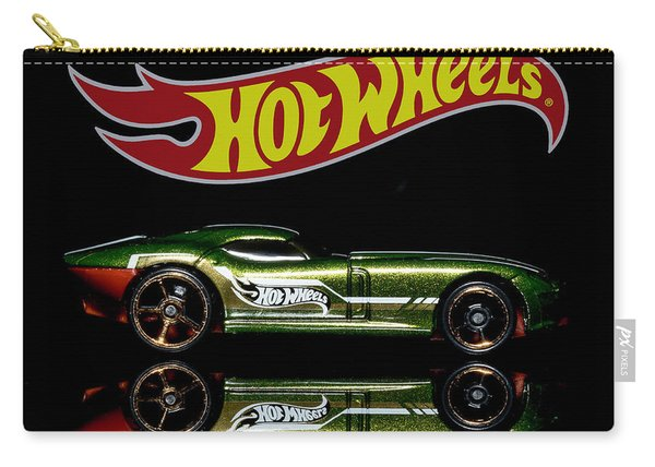 Hot Wheels Fast Felion Carry-all Pouch