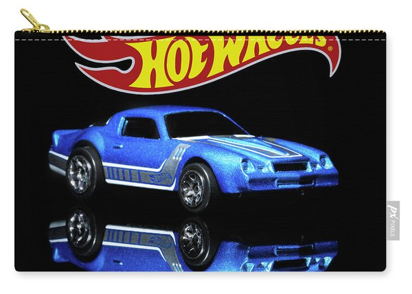 Hot Wheels Gm Camaro Z28 Carry-all Pouch
