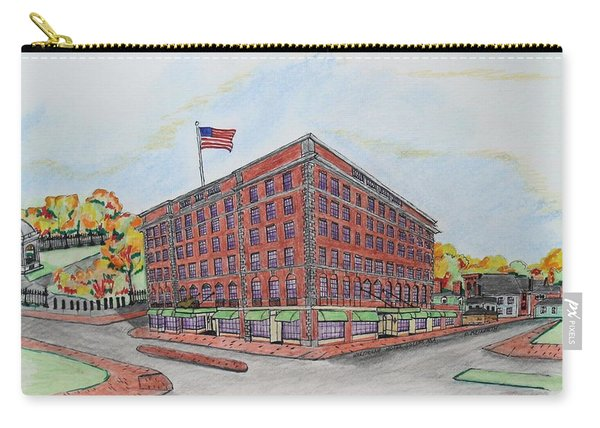Hotel Hawthorne Salem Carry-all Pouch