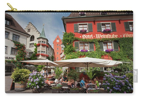Hotel Lowen-weinstube Carry-all Pouch