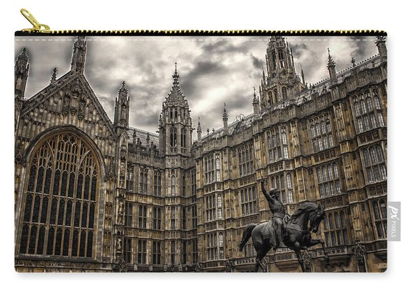 House Of Commons Carry-all Pouch
