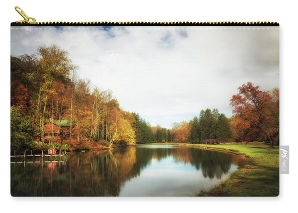 House On The Lake II Carry-all Pouch