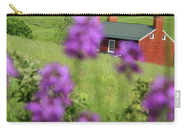 House On Virginia's Hills Carry-all Pouch