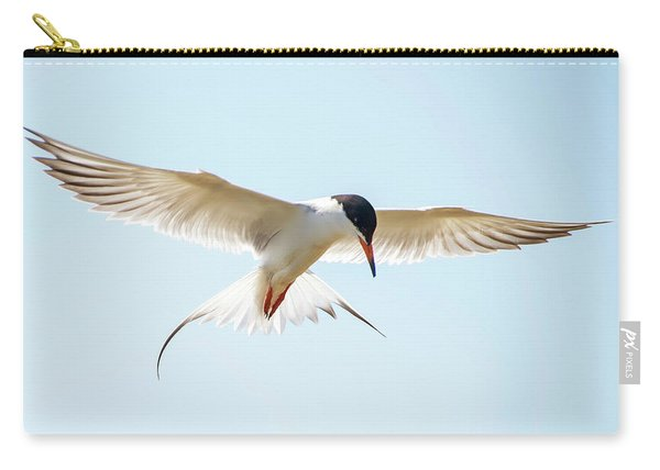 Hovering Tern Carry-all Pouch