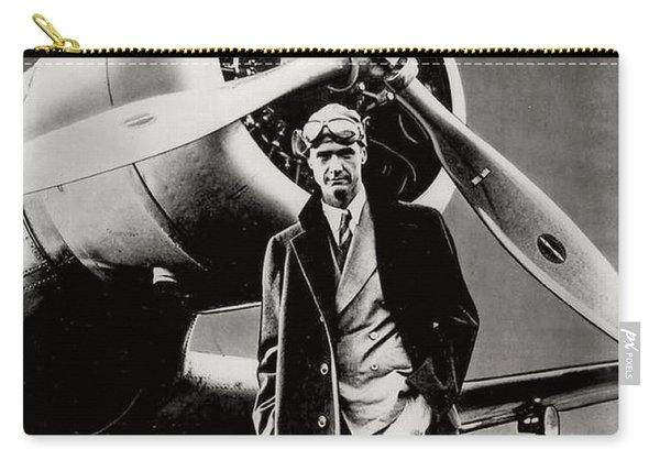 Howard Hughes - American Aviator  Carry-all Pouch