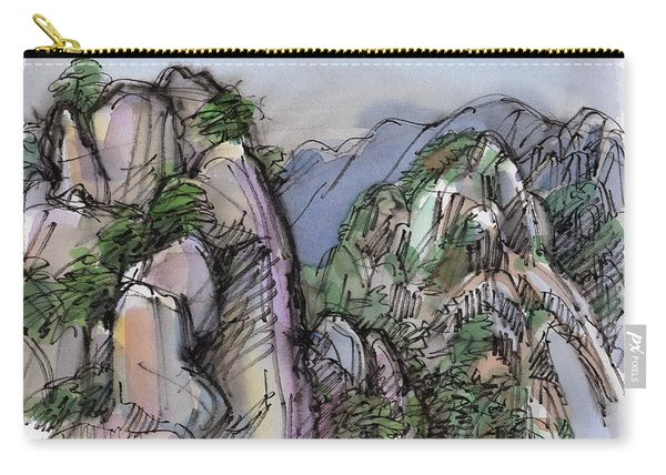 Huangshan, China Carry-all Pouch