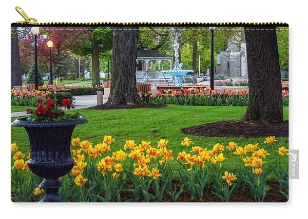 Hudson Falls...a Great Place To Call Home Carry-all Pouch