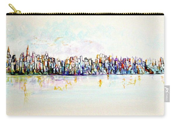 Hudson River View Carry-all Pouch