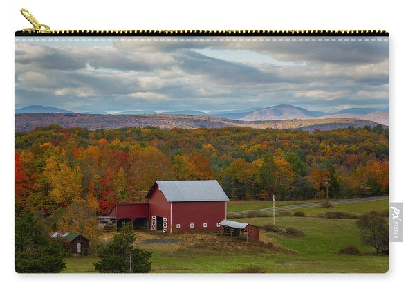 Hudson Valley Ny Fall Colors Carry-all Pouch