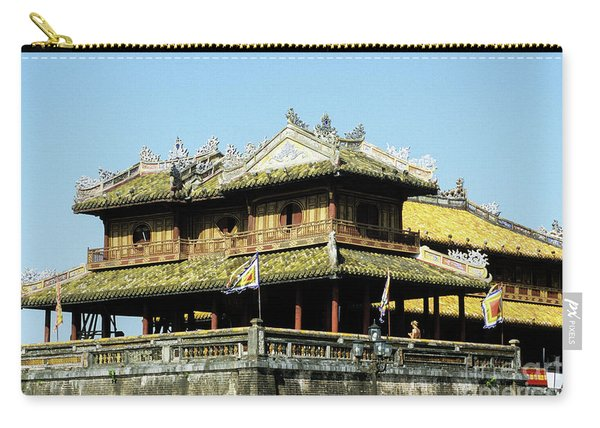 Hue Imperial Citadel 01 Carry-all Pouch