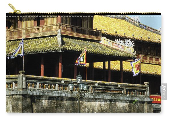 Hue Imperial Citadel 02 Carry-all Pouch