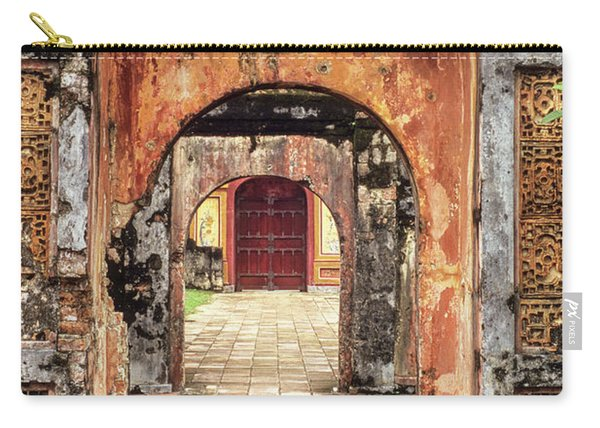 Hue Imperial Citadel Arches 01 Carry-all Pouch