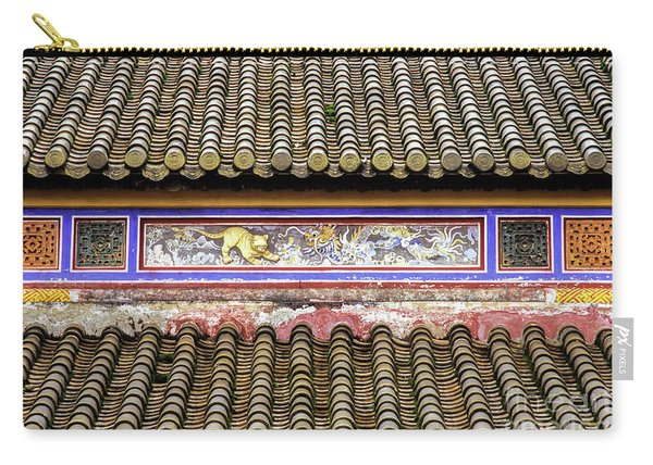 Hue Thai Hoa Palace Roof Carry-all Pouch