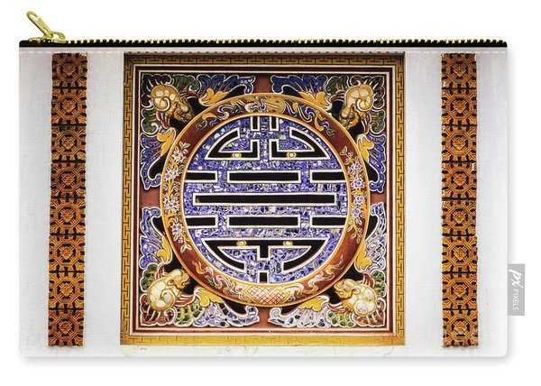 Hue Thai Hoa Palace Window Carry-all Pouch
