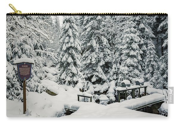 Huehnerbruehe, Harz Carry-all Pouch