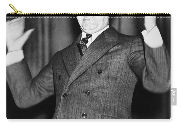 Huey Long - The Kingfish Carry-all Pouch