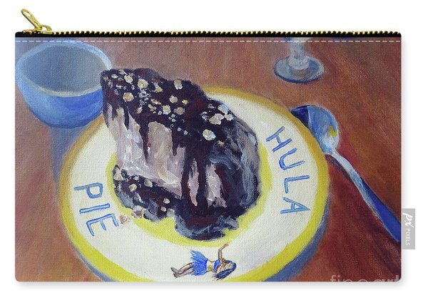 Hula Pie Ice Cream Dessert Carry-all Pouch