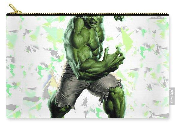 Hulk Splash Super Hero Series Carry-all Pouch