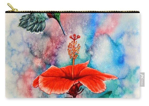 Humming Bird #2 Carry-all Pouch