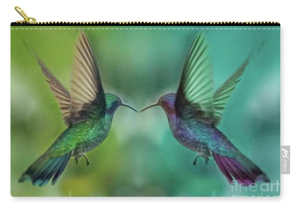 Humming Birds 2 Carry-all Pouch
