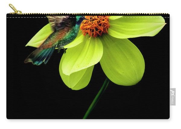 Humming Birds 3 Carry-all Pouch