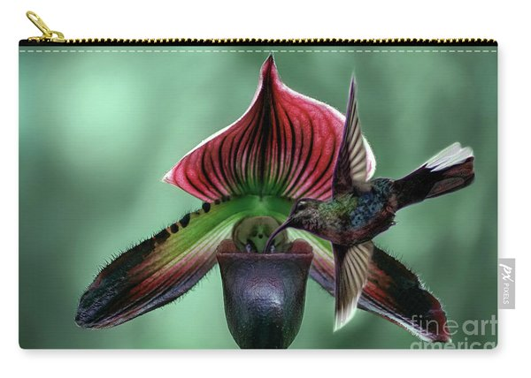 Humming Birds 5 Carry-all Pouch