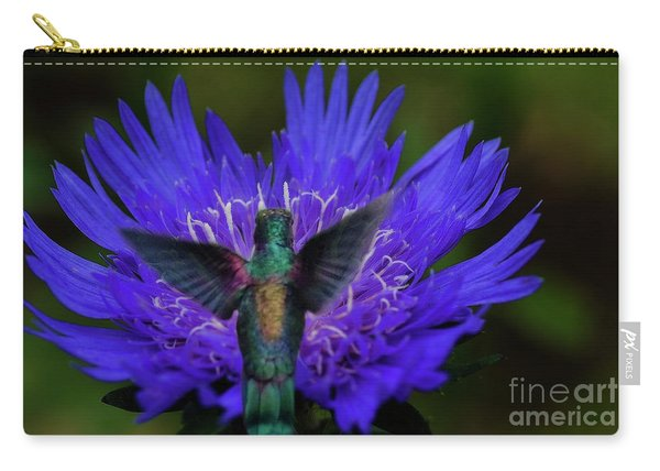Humming Birds 6 Carry-all Pouch