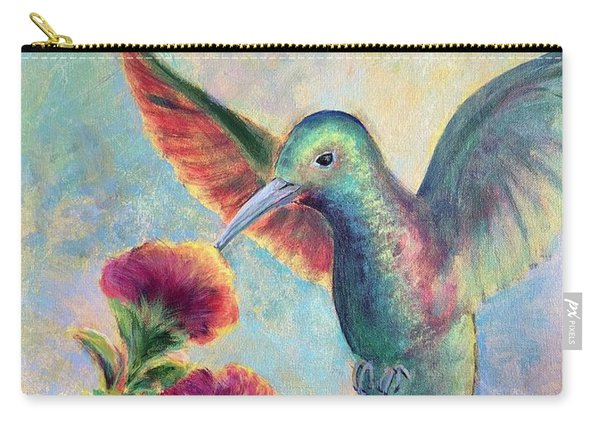 Humming Jewel Carry-all Pouch