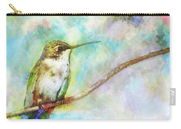 Hummingbird By The Chattanooga Riverfront Carry-all Pouch