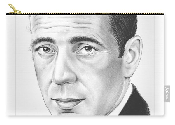 Humphrey Bogart Carry-all Pouch