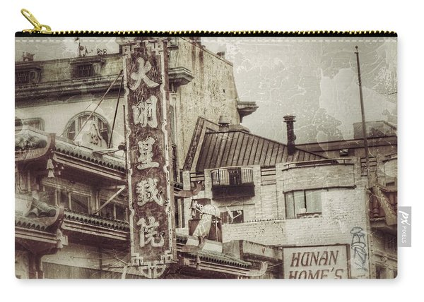 Hunan Home's  Carry-all Pouch
