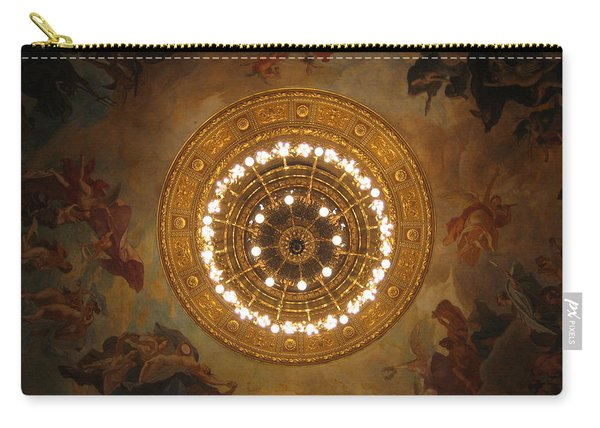 Hungarian State Opera House For Prints Carry-all Pouch