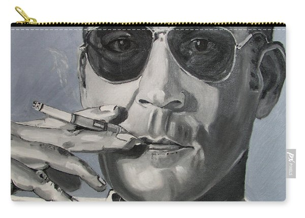 Hunter Thompson Carry-all Pouch